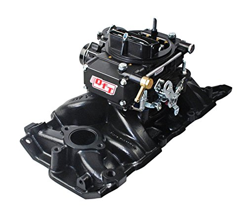 Quick Fuel Technology 701-1BDQFT 207.57 SBC Intake Manifold4150 Flange B/D Finish
