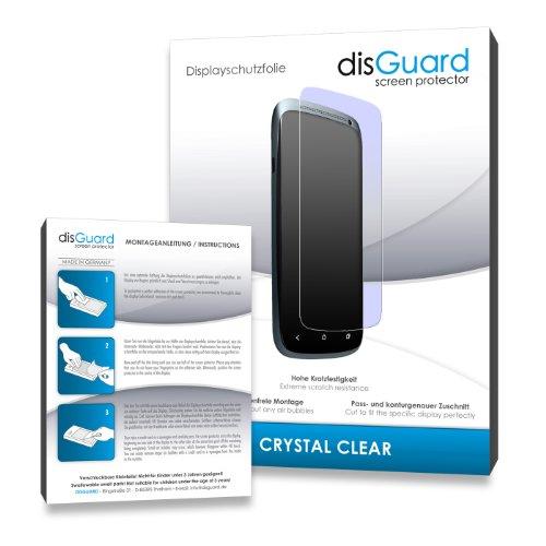 disGuard Displayschutzfolie für Humminbird PiranhaMAX 215Portable MADE IN GERMANY 3 x disGuard transparence cristal C1jygvlEr