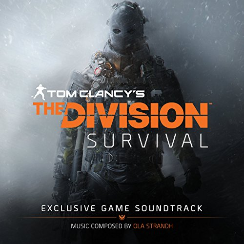 Ola Strandh-Tom Clancys-The Division-OST-CD-FLAC-2016-FLACON Download
