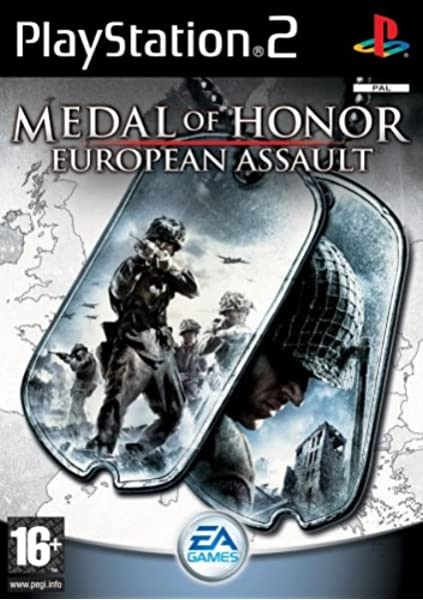 Electronic Arts Medal of Honor - Juego (PS2, PlayStation 2 ...