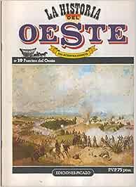 Historia del oeste numero 19: Fuertes del oeste : Varios