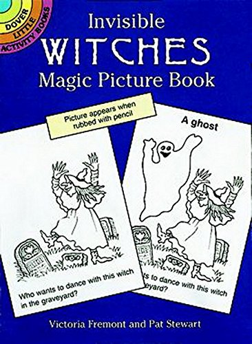 Invisible Witches Magic Picture Book (Dover Little Activity Books)