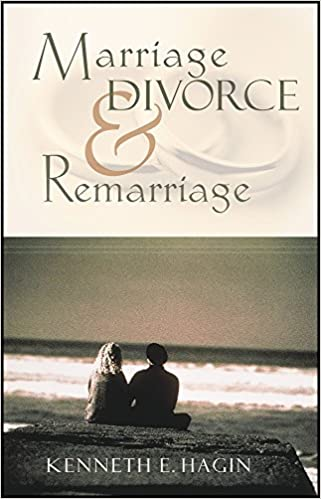 Laden Sie die kostenlose e Buchecke herunter Marriage, Divorce, & Remarriage MOBI by Kenneth E Hagin