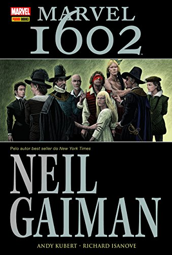 marvel 1602 hardcover - 7