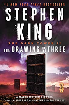 The Dark Tower II: The Drawing of the Three by [King, Stephen]
