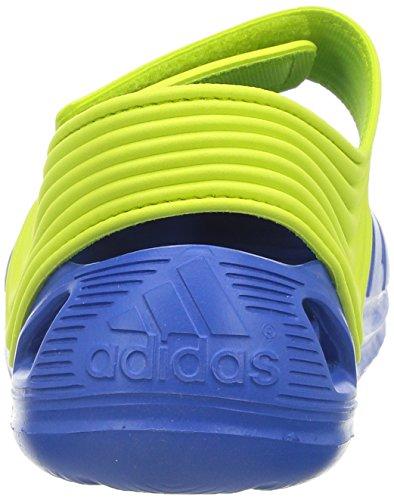 adidas Performance Z SANDAL K Chaussures de Natation Enfant Bleu Jaune adidas Originals T:31