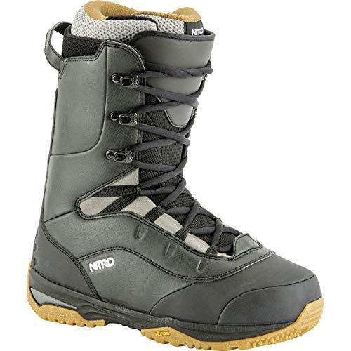 - Nitro Snowboards Venture Stnd Pro Snowboard Boots, Men's, Mens, 848448, Black, 275