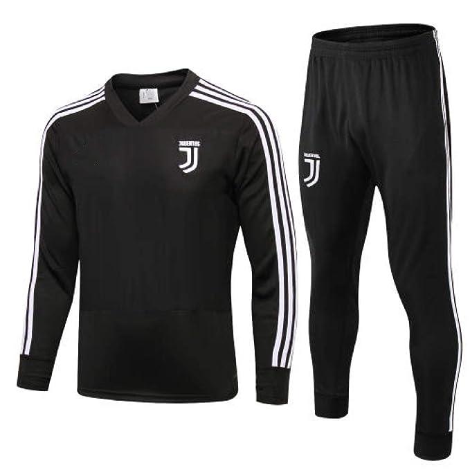 Traje de Entrenamiento de fútbol Juventus Club 1819 Conjunto de ...