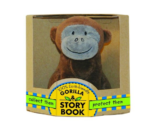 Download Green Start: Storybook and Plush Box Sets: Little Gorilla - Collect Them and Protect Them! pdf epub