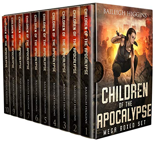 Children of the Apocalypse: Mega Boxed Set by [Higgins, Baileigh]