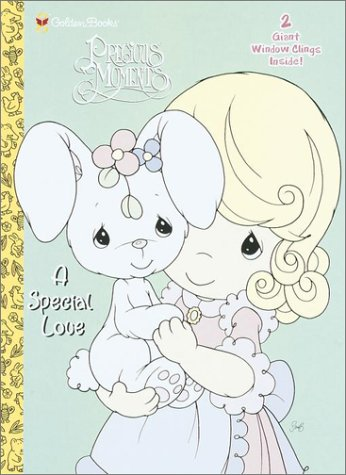 Precious Moments: A Special Love (Window Cling Book)
