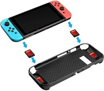 LiféUP Funda Protectora Para Nintendo Switch Diseño Cómodo Suave ...