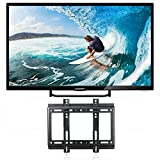Element 32'' ELST3216H Smart 720p 60Hz LED HD TV (Certified Refurbished) + Wall Mount Bracket + 1 Year CPS Warranty