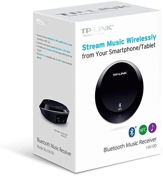 Tp Link Ha100 Bluetooth Kabeldirekt 3 5mm 2 Cinch Elektronik