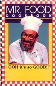 Mr food cookbook ooh it 39 s so good art ginsburg for Mr cuisine edition plus