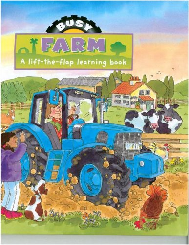 Download Busy Day at the Farm (Busy Books - Large) ebook