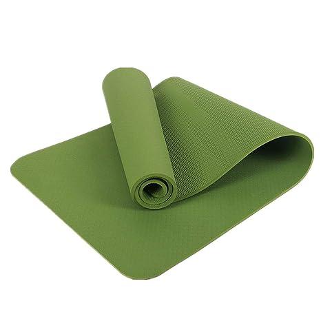 Colchoneta de yoga Absorbente antideslizante de la estera de ...