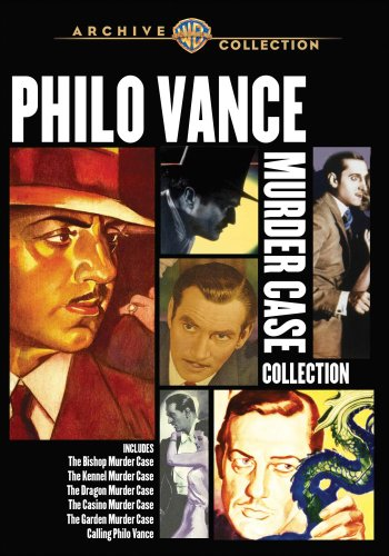 - The Philo Vance Murder Case Collection