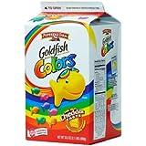 ゴールドフィッシュ クラッカー カラーズ ビッグサイズ ペパーリッジファーム社 Goldfish Colors Snack Crackers 850g Pepperidge Farm 並行輸入品