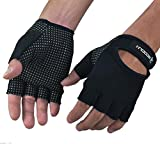 Qiu Ping Fitness Wear-resistant Anti-skid Weightlifting Training Sports Gloves