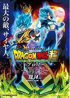 Import Posters Dragon Ball Z: Broly - The Legendary Super Saiyan