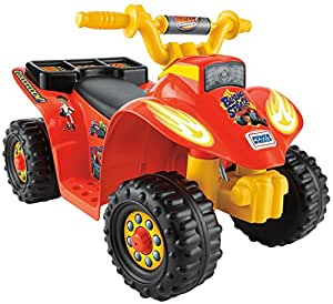 Fisher Price Power Wheels Blaze And The Monster Machines