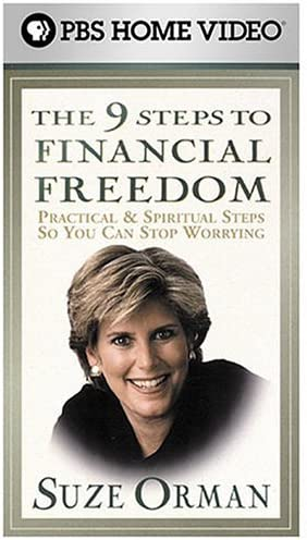 Amazon Com The 9 Steps To Financial Freedom Vhs Orman Suze Movies Tv