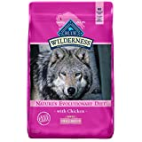 Blue Buffalo Wilderness High Protein, Natural Adult Small Breed Dry Dog Food, Chicken 11-lb