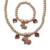 Best Disney Diamond Bracelets - EverKid Bracelet & Necklace Set for Girls Review