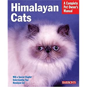 Complete Pet Owner's Manual: Himalayan Cats 24