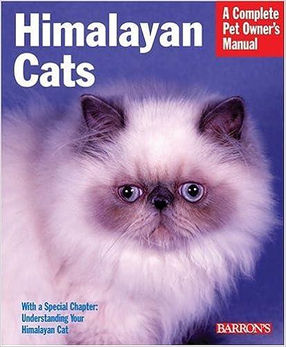 Kostenloser Download von PDF-Computerbüchern Himalayan Cats (Complete Pet Owner's Manual) auf Deutsch PDF DJVU by J. Anne Helgren