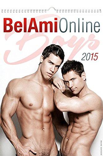 Online Boys 2015 (Wandkalender 2015)