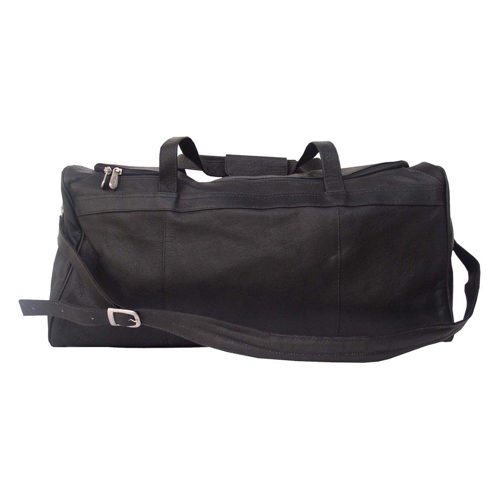 Piel 9711-BLK Black Medium Travel Duffel Bag B0002GNP8Q