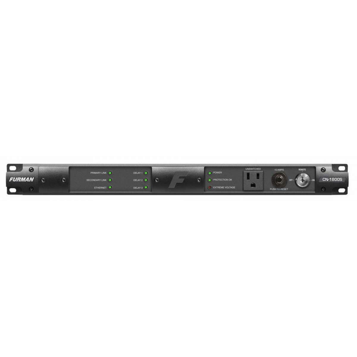 Furman CN-1800S  15A Smart Sequencing Power Conditioner