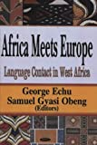 Africa Meets Europe, , 1590339517
