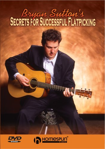 Santa Homespun - Bryan Sutton's Secrets For Successful Flatpicking