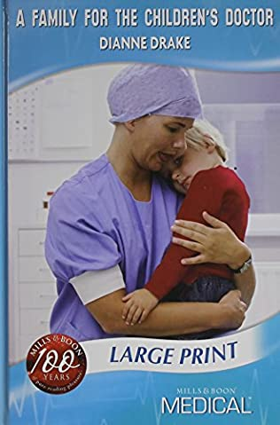 book cover of A Family for the Children\'s Doctor