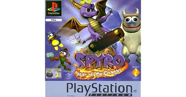 Spyro Year of the Dragon (Platinum): Amazon.es: Videojuegos