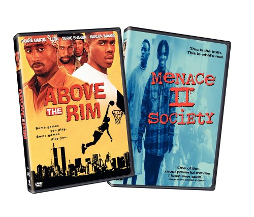 Above the Rim & Menace II Society - M K Rim