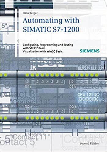 Automating with simatic s7 1200 configuring programming and automating with simatic s7 1200 configuring programming and testing with step 7 basic visualization with hmi basic livros na amazon brasil fandeluxe Images