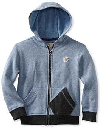Volcom Little Boys' Little Youth Sepulveda Fleece, Airforce Blue, 2T