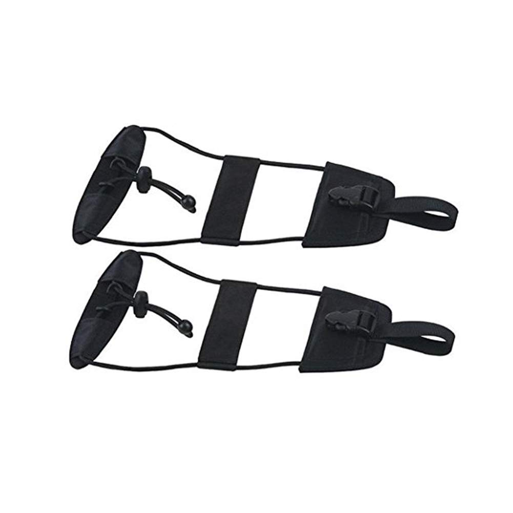 Travel Luggage Strap, Manords Luggage Suitcase Adjustable Belt Carry On Bungee Travel(2 Packs) by Manords