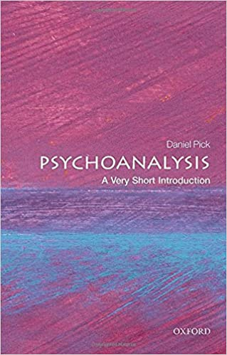 Psychoanalysis A Very Short Introduction Very Short Introductions