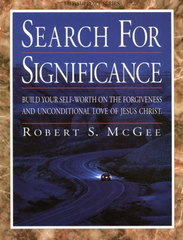 The Search for Significance: Workbook by B&H Publishing Group
