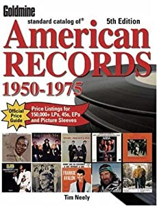 Goldmine Standard Catalog of Rhythm