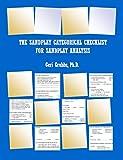 The Sandplay Categorical Checklist for Sandplay