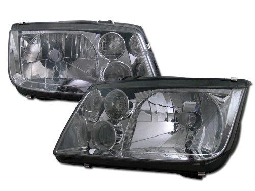 vw bora projector fog lights - 6