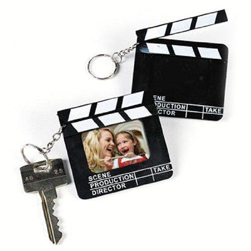 Director Photo Frame Key Chains (1 dz)