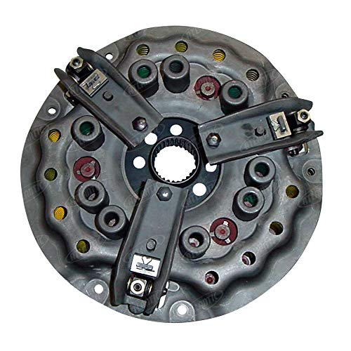 (Clutch Plate Double - Ford/New Holland - 86634451, D8NN7502AA,)
