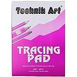 Technik A4 Art Tracing Pad 63 gsm, 40 Sheets, Ref XPT4Z